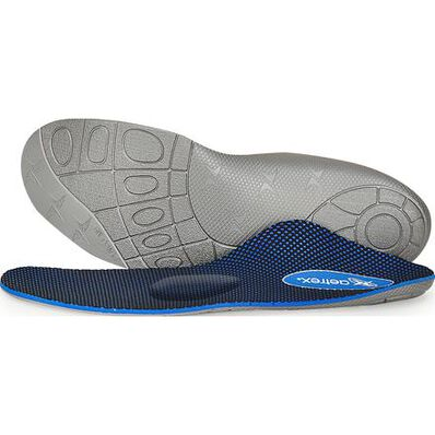 Aetrex Speed Men's Medium/High Arch with Metatarsal Support Orthotic, , large