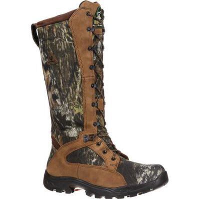 Rocky Waterproof Snakeproof Hunting Boot - Unisex sized, , large