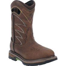 Dan Post Buzz Saw Men's 11-inch Composite Toe Electrical Hazard Waterproof Western Work Boot
