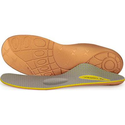 Aetrex Women's Train Flat/Low Arch Posted with Metatarsal Support Orthotic, , large
