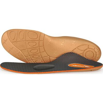 Aetrex Men's Train Flat/Low Arch with Metatarsal Support Orthotic, , large