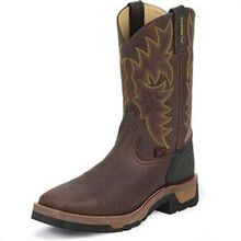 Tony Lama Composite Toe Western Work Boot