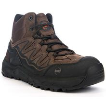 HOSS Eric HI Men's 4 inch Aluminum Toe Electrical Hazard Work Hiker