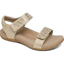 Aetrex Marcy Women's Casual Embellished Adjustable Sandal
