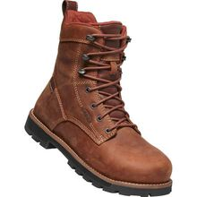 KEEN Utility® Seattle Women's 8 Inch Aluminum Toe Electrical Hazard Waterproof Work Boots