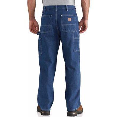 Carhartt Loose Original-Fit Washed Work Dungaree Jean, , large