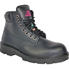 Moxie Trades Alice Women's CSA Steel Toe Puncture-Resisting Waterproof Work Boot