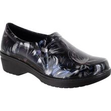 Easy WORKS by Easy Street Tiffany Women's Slip-Resistant Slip-On Work Shoe