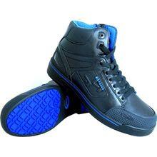 S Fellas by Genuine Grip Stealth Composite Toe Side-Zip Work Boot