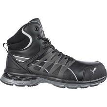 Puma Velocity 2.0 Mid Men's 5 inch Composite Toe Static Dissipative Athletic Work Shoe