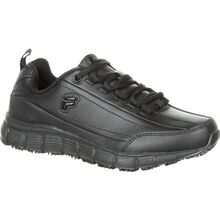 Fila Wide Memory Radiance Women's Slip-Resistant Work Athletic Shoe