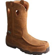 Twisted X Men's Moc Composite Toe Electrical Hazard Waterproof Pull-on Work Boot