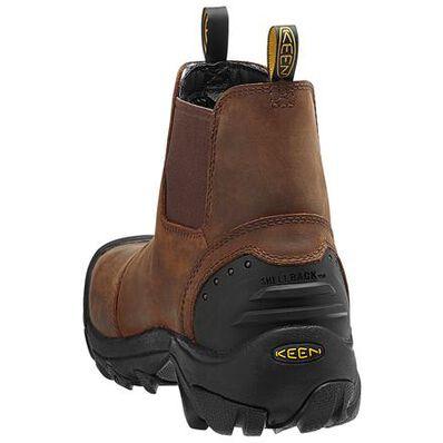 KEEN Utility® Detroit Steel Toe Slip-On Boot, , large