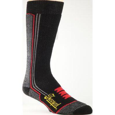 Thorogood Heavy Duty Black Socks, , large