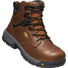 KEEN Utility® Chicago Men's Internal Metatarsal Carbon Fiber Toe Waterproof Work Boot