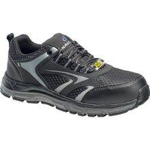 Nautilus Tempest Men's Alloy Toe Static-Dissipative Athletic Work Shoe