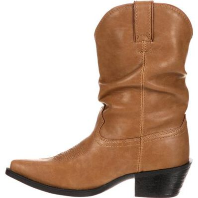 LIL' DURANGO® Big Kid Western Slouch Boot, , large