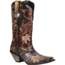 Crush™ by Durango® Women's Rhinestone Embroidered Western Boot