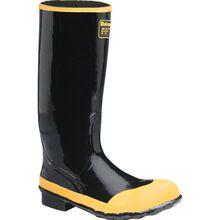 LaCrosse Economy Knee Men's Steel Toe Electrical Hazard Waterproof Rubber Work Boot