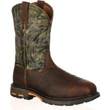 Ariat WorkHog Composite Toe Internal Met Guard Western Work Boot