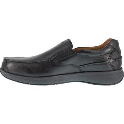 Florsheim Work Bayside Men's Steel Toe Static-Dissipative Slip-On Shoes, , large