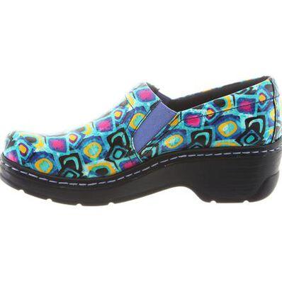 Klogs Naples Women's Slip Resistant Work Clog, , large