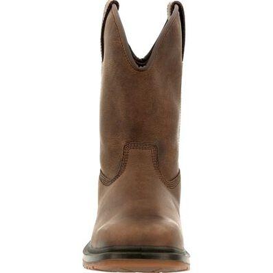 Rocky Worksmart Unlined Western Boot, , large