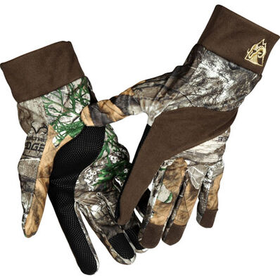 Rocky SilentHunter Scent IQ Atomic Glove, Realtree Edge, large