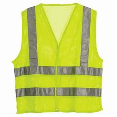 Berne Hi-Visibility Economy Vest, , large