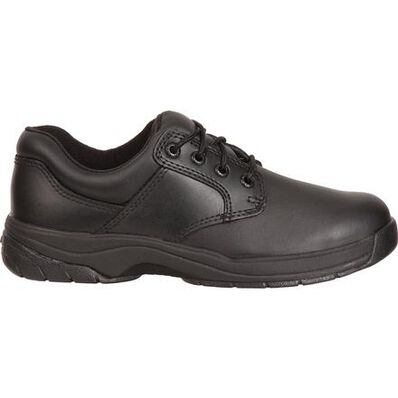 Rocky Women's SlipStop Plain Toe Oxford Public Service Shoe, , large