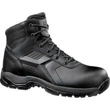 Battle Ops Men's 6 inch Composite Toe Electrical Hazard Waterproof Zipper Tactical Boot