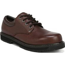 Dr. Scholl's Harrington II Brown Leather Slip-Resisting Oxford