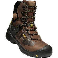 KEEN Utility® Dover Men's 8 Inch 600G Insulated Carbon-Fiber Toe Electrical Hazard Waterproof Work Boot