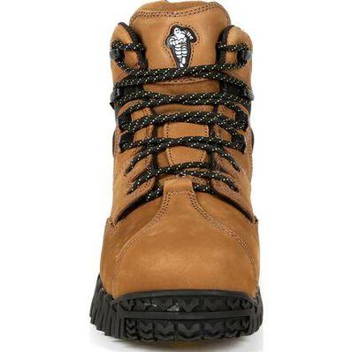 Michelin® Steel Toe Internal Met Guard Work Boot, , large