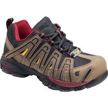 Nautilus Olive Composite Toe Static-Dissipative Athletic Shoe
