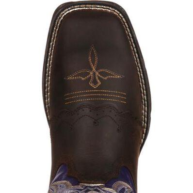 Lady Rebel™ by Durango® Women's Twilight n' Lace Saddle Western Boot, , large