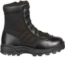"Original S.W.A.T. Classic 9"" Women's Side Zip Duty Boot"