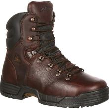 Rocky MobiLite Steel Toe Waterproof Oil-Resistant Work Boot