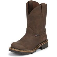 Justin J-Max Junior's Western Boot