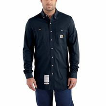 Carhartt Force® Flame-Resistant Cotton Hybrid Shirt