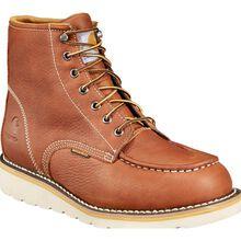 Carhartt Wedge Men's Moc Toe Electrical Hazard Waterproof Leather Work Boot