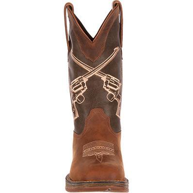 Rebel™ by Durango® Crossed Guns Western Boot, , large