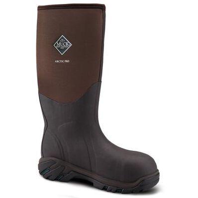 Muck Arctic Pro Steel Toe Waterproof Insulated Work Boot, , large