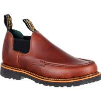 Georgia Giant Moc-Toe Romeo Work Shoe, , medium