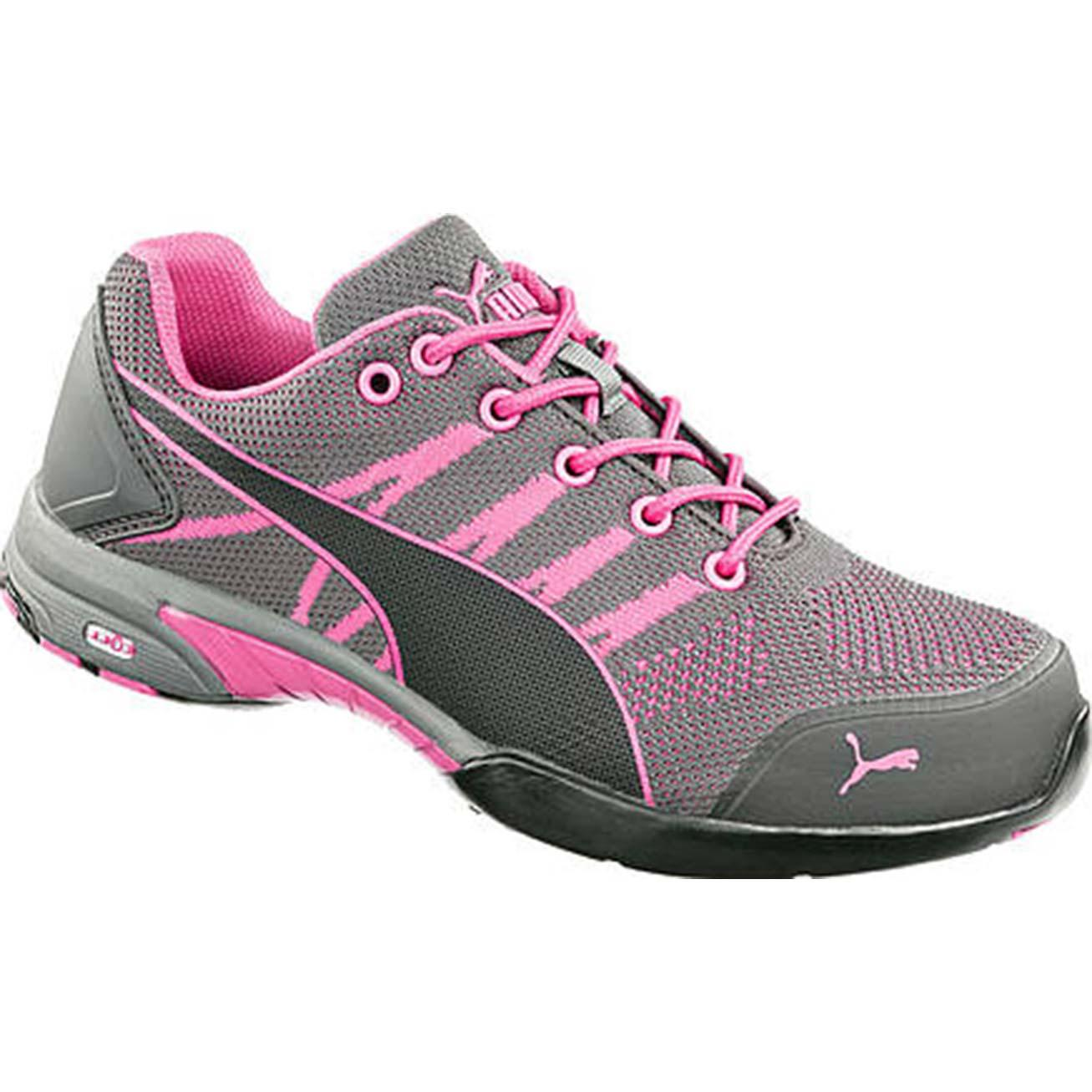 Puma Miss Safety Motion Celerity Knit Women s Steel Toe Static-Dissipative  Work Athletic Shoe d3e58fe6f