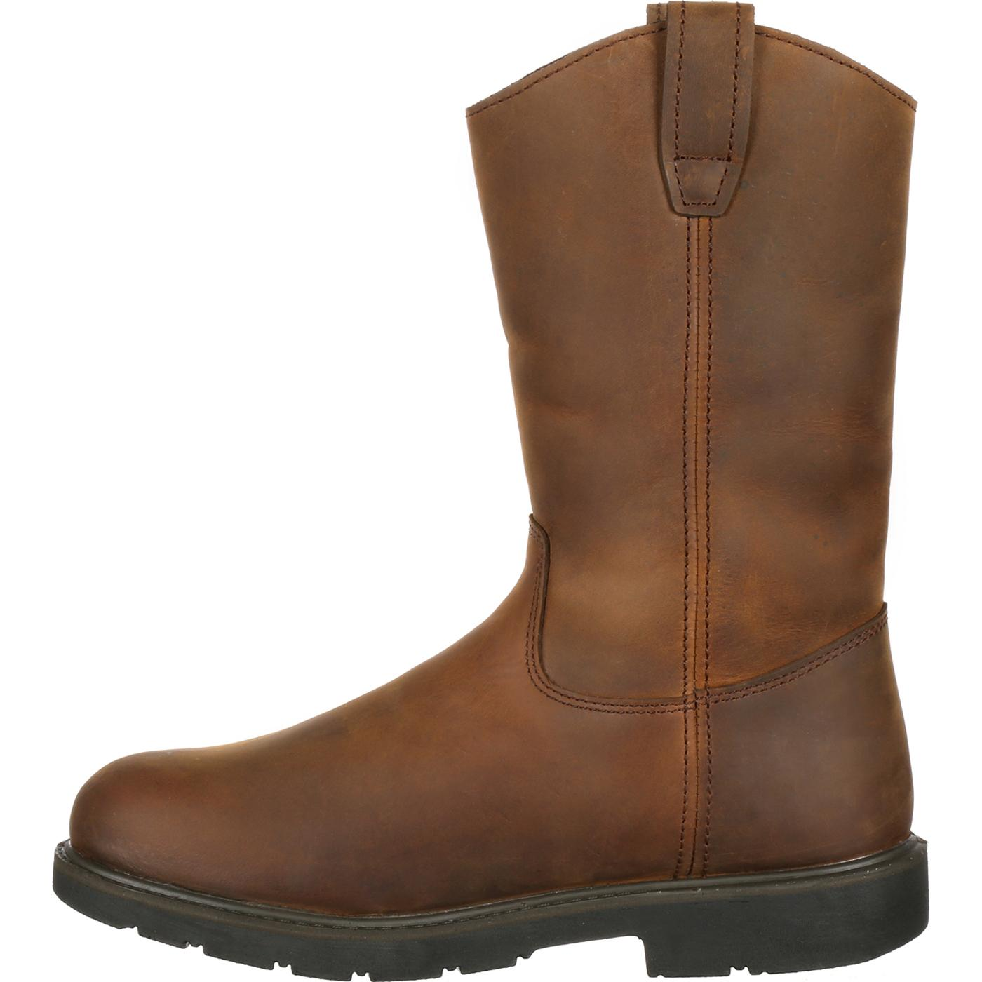 f34bc3103cf Georgia Boot Suspension System Waterproof Wellington Work Boot