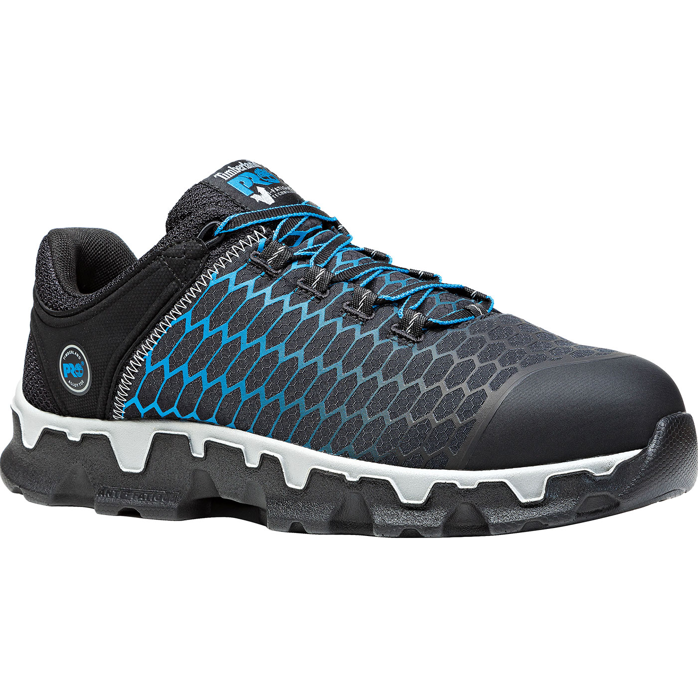 Timberland PRO Powertrain Sport Alloy Toe Work Athletic ...