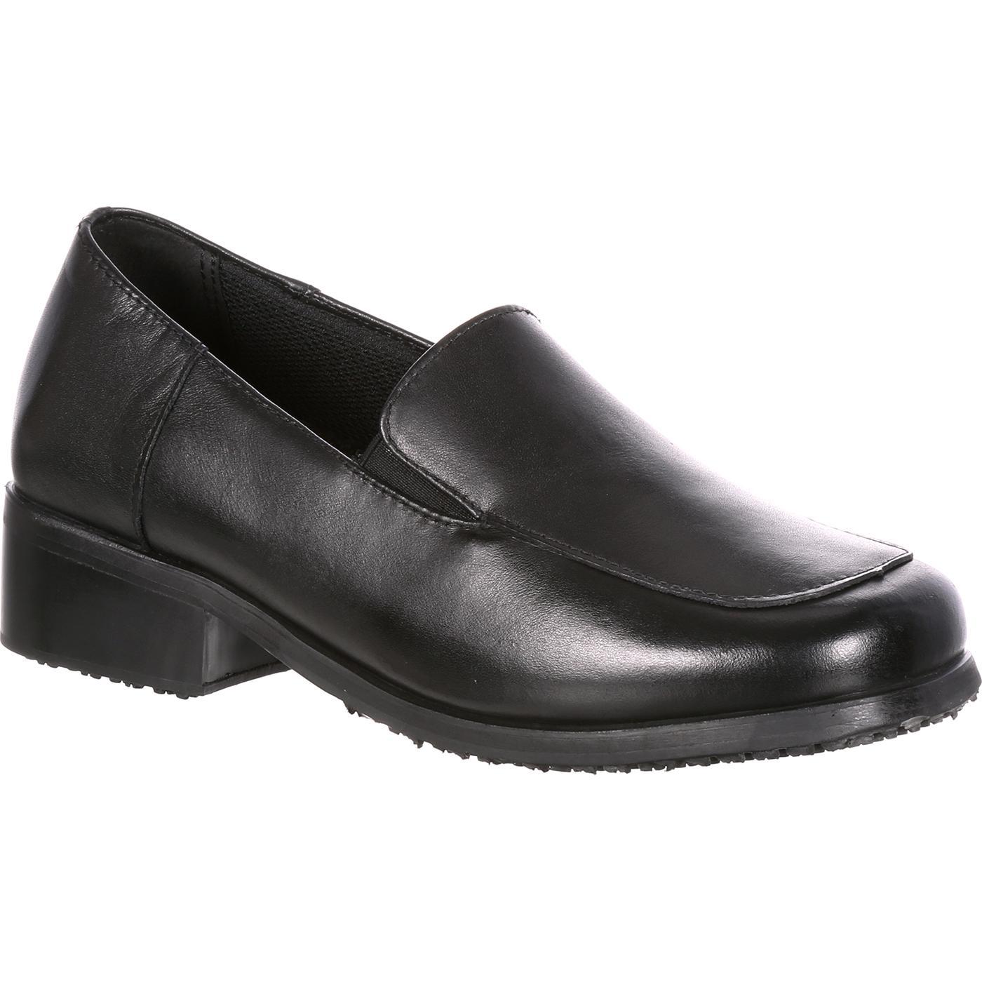 758b3b8db13 SlipGrips Womens Slip-Resistant Work Shoe