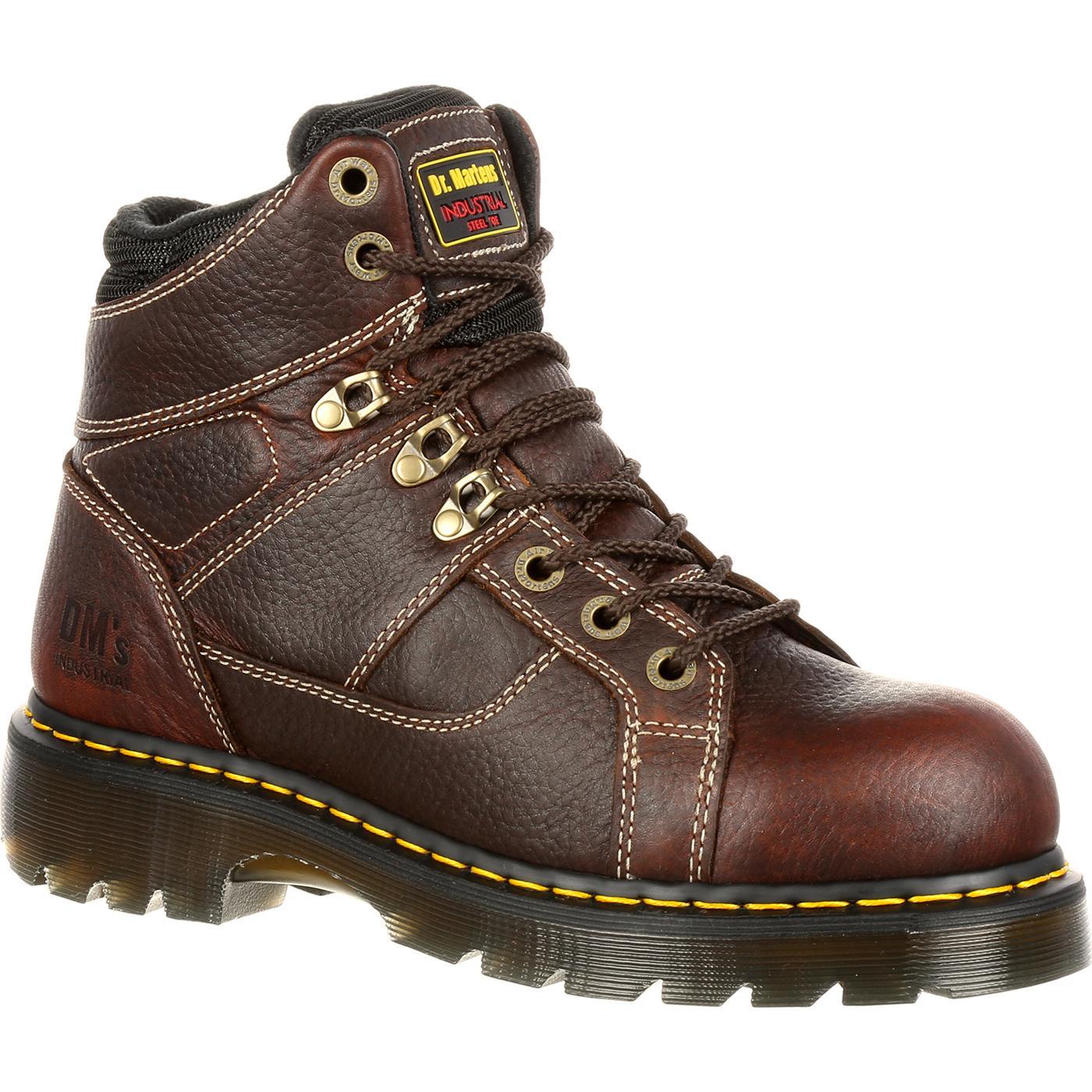 f4e1df256a7 Dr. Martens Ironbridge Unisex Steel Toe Work Boot