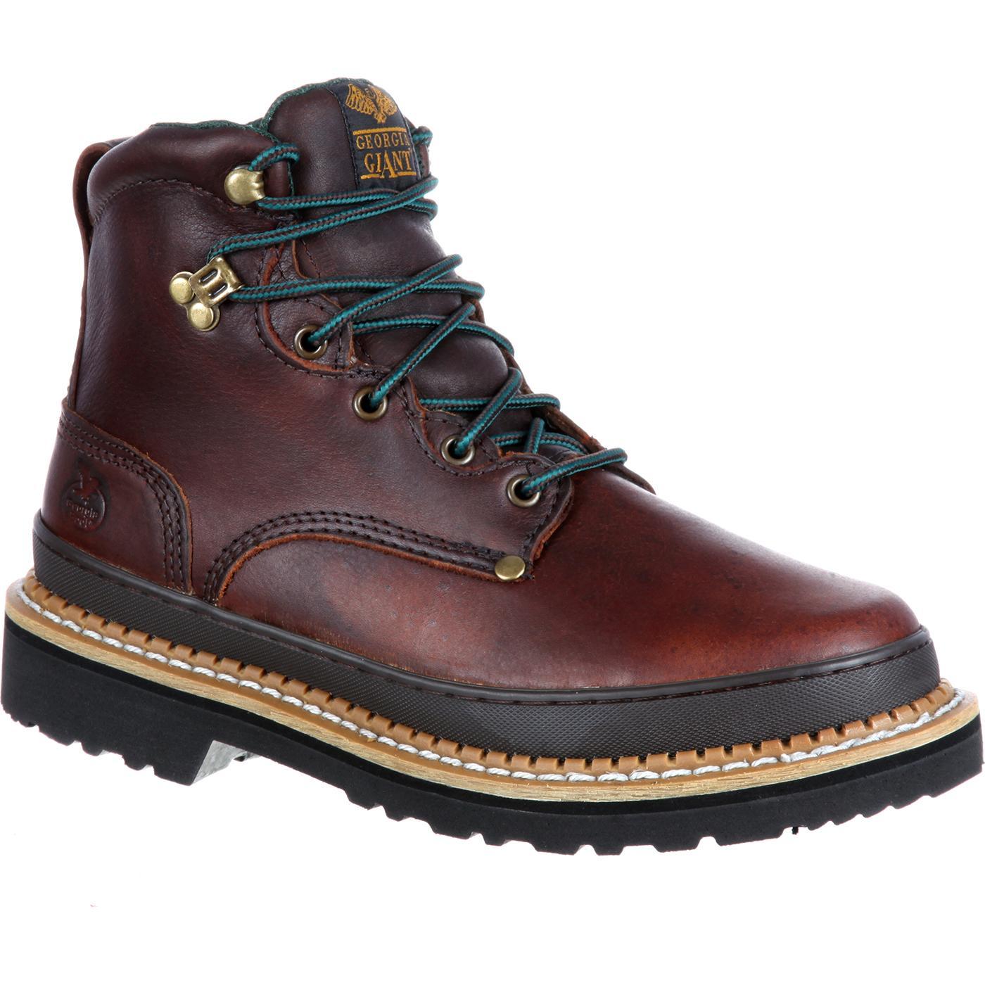d2e5b4dccce Georgia Giant Steel Toe Work Boot